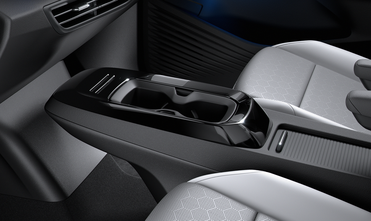 Center Cup Holders