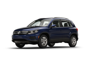Volkswagen Tiguan Specials in Three Rivers Volkswagen