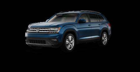 Atlas V6 SE Tech del 2020 con 4Motion - Transmisión automática