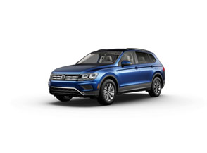 Volkswagen Tiguan Specials in Burke VW