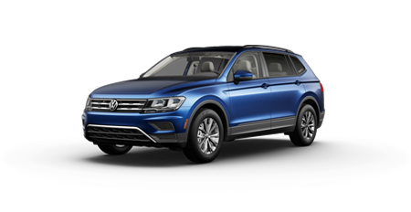 2020 Tiguan S with 4MOTION - Automatic Transmission