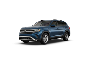 2021 Volkswagen Atlas 3.6L V6 SE W/TECHNOLOGY F