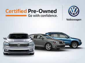 Volkswagen All Models Specials in Vista Volkswagen