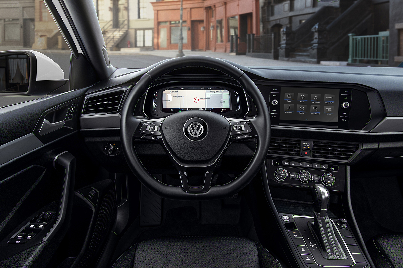 2020 VW Jetta near Plano Texas