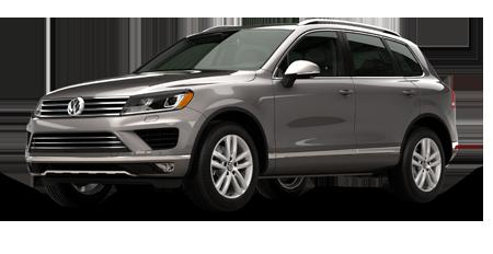 2016 VW Touareg - Luxury SUV | Volkswagen